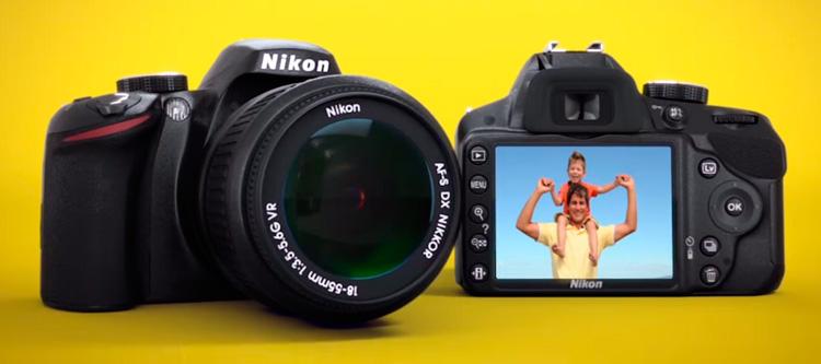 Nikon D3200, la cámara perfecta para principiantes