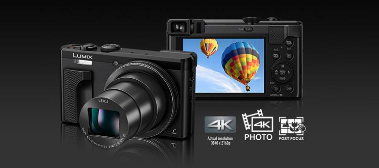 Lumix TZ80: ¿La cámara ideal para viajar?