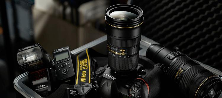 Nikon da el golpe con la nueva D5