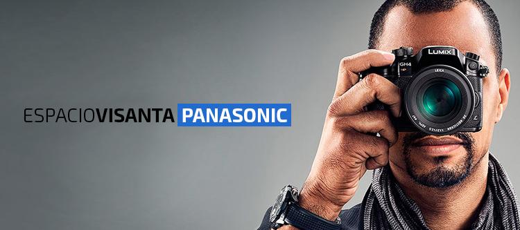 Abrimos un nuevo #EspacioVisanta Panasonic