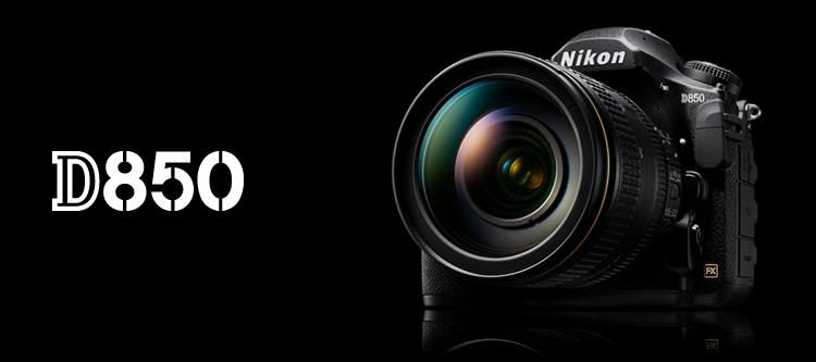 La nueva Nikon D850, 46 megapíxeles para asombrar al mundo