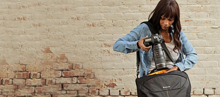Mochilas para cámaras reflex: lo que necesitas… existe